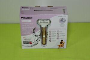 Panasonic ES-DEL8A Epilierer Haarentferner Haartrimmer Nass-/ Trocken-Epilierer