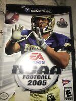 NCAA Football 2005 (Nintendo GameCube, 2004)