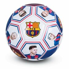 Club Sous Licence Barcelone Photo Signature ball (Taille 5)