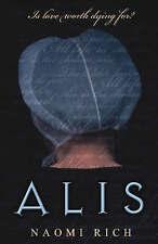 Alis, New, Naomi Rich Book