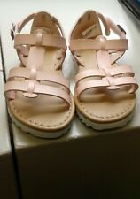 Girls  New With out Tag Old Navy Peach Espadrille Sandal  Size 9