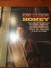 "Bobby Goldsboro ""Honey"" LP Record"