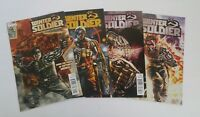 WINTER SOLDIER (2012) Issues 1 - 4  Lot of 4 Marvel Comic Books