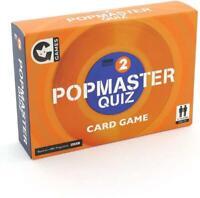 Ginger Fox PopMaster BBC Radio 2 Quiz Card Game