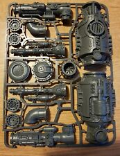 Sector Mechanicus/ Shadowwar Armageddon terrain. Chimney stacks/ pipes