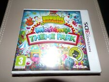 Moshi Monsters: Moshlings Theme Park  3DS **New & Sealed**