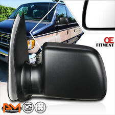 For 94-04 Ford E-Series/Econoline OE Style Powered Side Rear View Mirror Left