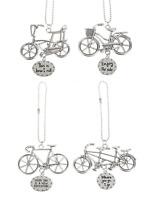 Ganz Car Charm Graduate w// hanging Tassel 3 styles avail by Ganz ER41256