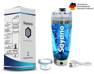 Eiweiß Shaker Elektrischer Eiweißshaker (USB) mit Behälter - (600ml) [2. Wahl]