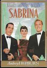 SABRINA GENUINE R2 DVD AUDREY HEPBURN HUMPHREY BOGART WILLIAM HOLDEN VGC