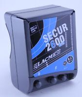 Weidezaungerät 230 Volt Lacme Secur 2600HTE Netzgerät Weidezaun Elektrozaungerät