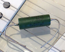K42Y-2 .047uf@250v Russian Paper In Oil Capacitor - New Old Stock
