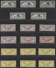 Collection of Airmail Stamps