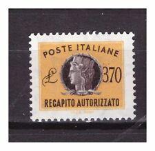 ITALIA  MNH 1990 Recapito autorizzato  1v L 370 s25649