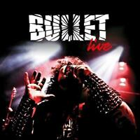 BULLET - LIVE  2 CD NEU