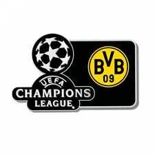 Borussia Dortmund Pin Champions League 19/20 BVB CL Pin