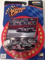 Nascar #3 DALE EARNHARDT GM GOODWRENCH 2000 76TH 2002 WINNERS CIRCLE 1/64 .