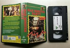 MAD MONSTER PARTY - VHS VIDEO