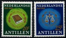 Netherlands Antilles 1969 SG#514-5 Antilles Court Of Justice MNH Set #D34239