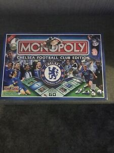 Chelsea Football Club Limited Edition Monopoly Board Game