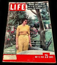 LIFE MAGAZINE May 12 1958 Ex-Queen Soraya Pepsi Rambler car Johnson Sea Horse ad