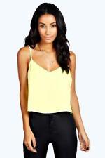 Abbigliamento da donna dal Perù giallo