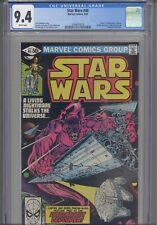 Star Wars #46 CGC 9.4 1981 Marvel Comics Lando & Chewbacca Team-Up