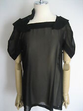 AD2013 Comme Des Garcons see through Blouse Tops