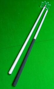 Pool Snooker cue Rest Carry In Case Lightweight New transportable