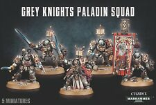 Games: Warhammer 40k: Grey Knights Paladin Squad