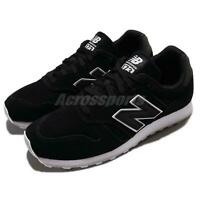 New Balance ML373TN D Black White Suede Men Running Shoes Sneakers ML373TND
