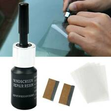 Automotive Glass Nano Repair Fluid Kit Car Window Crack Chip Repair Tool Set US