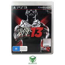 WWE 13 (PS3) Sport - Wrestling