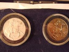 New listing 2010 Boston Ana Convention .99 Silver & Bronze Commemorative Set