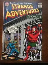 Strange Adventures 177 1st Immortal Man HIGH GRADE!! Awesome Horror / Sci-Fi!!