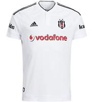 Besiktas Istanbul adidas Heim Trikot Home Jersey Gr. XS Türkei Original NEU OVP
