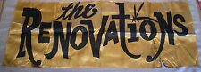 "The Renovations 1965 Bands Concert 17"" x 42"" Banner / Herald + KEWB Teen Paper"