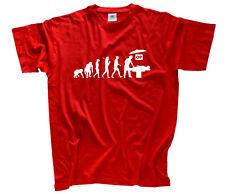 Standard Edition OP Arzt Evolution Klinkik Krankenhaus T-Shirt S-XXXL neu