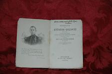 Biografia di Antonio Goldoni Modenese 1868