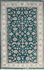 3.1 x 4.10 HANDMADE ORIENTAL RUGS INDO PERSIAN BY INDIPORT (20716)
