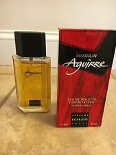 Masculin Aguirre EDT Natural Spray for Men by Bourjois Paris 3.4 fl oz-NIB Rare