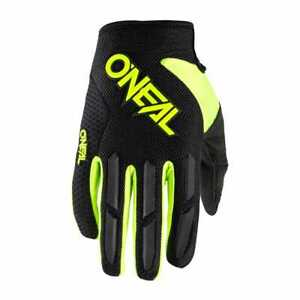 O'Neal Element Youth Bicycle Cycle Bike Gloves Neon Yellow