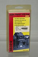 Hoodman H-D70S FlipUp LCD Cap for Nikon D70 D70s NOS