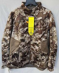 New Women's Magellan Outdoors Mesa Soft Shell Jacket 161882 Veil Camo