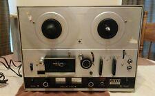 Vintage Akai 4000D Reel to Reel  Parts or Repair Made in Japan