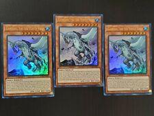 x3 YuGiOh! Gameciel, The Sea Turtle Kaiju DUDE-EN037 Ultra Rare 1st Edition NM