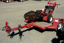 "BARRETO E924HM-912-HM MINI 24"" TRENCHER WITCH HONDA  HYDRAULIC-DITCH GUARANTEED*"