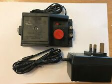 HORNBY R965 CONTROLLER & TRANSFORMER EXCELLENT CONDITION from TRAIN SET