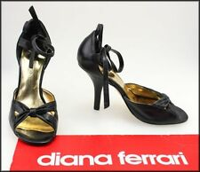 Diana Ferrari Open Toe Formal Heels for Women