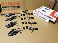"""YAMAHA MT09 """" CLIGNOTANTS LED 4 pièces """" avec relais"""